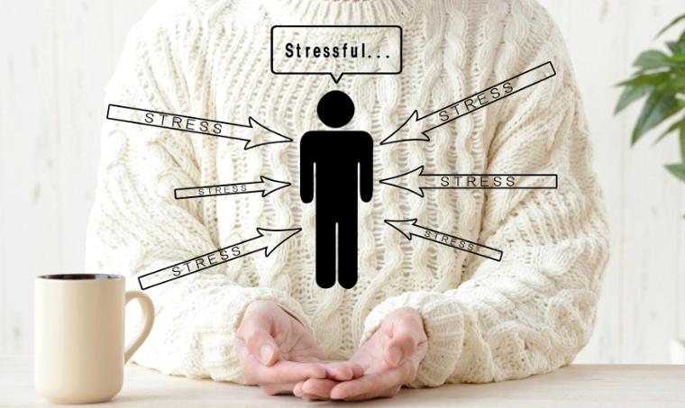 ストレス・うつ病