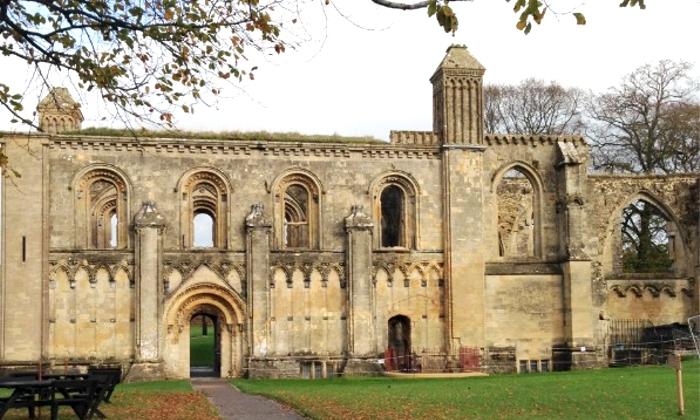 グラストンベリー修道院
