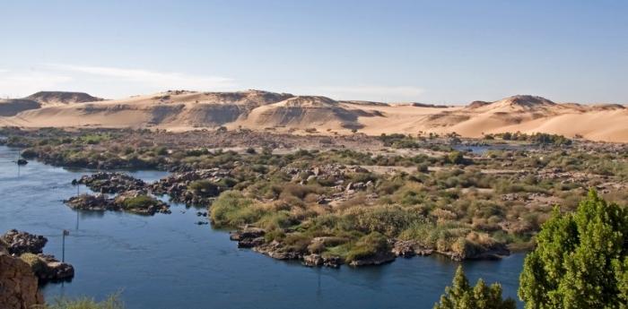 エジプト・ナイル川