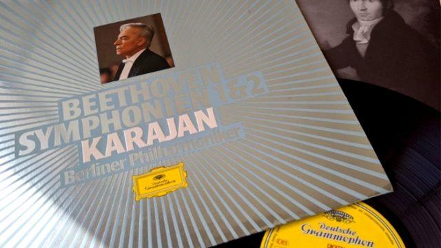 ヴェートーベン交響曲第1・2番
