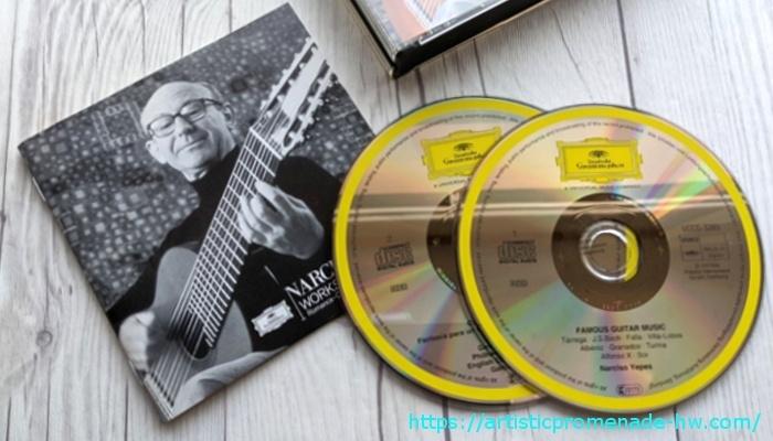ナルシソ・イエペス「禁じられた遊び~アランフェス協奏曲」
