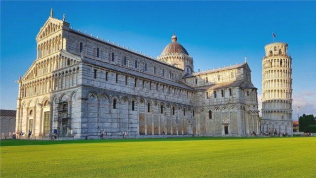 ロマネスク美術・ピサ大聖堂