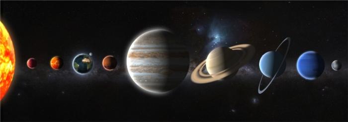 ホルスト惑星イメージ