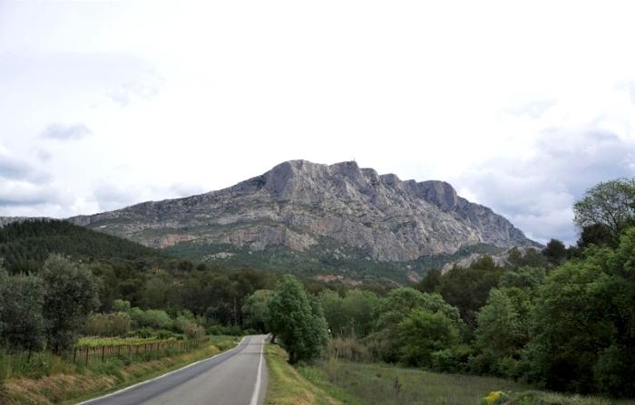 サント=ヴィクトワール山