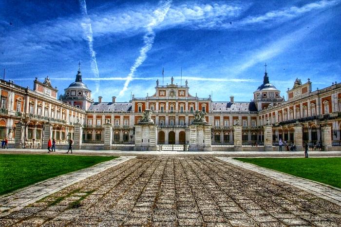 スペイン・アランフェス宮殿