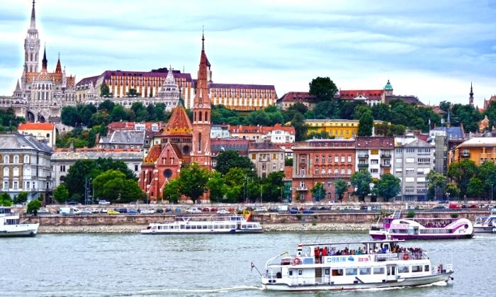 ハンガリーの風景