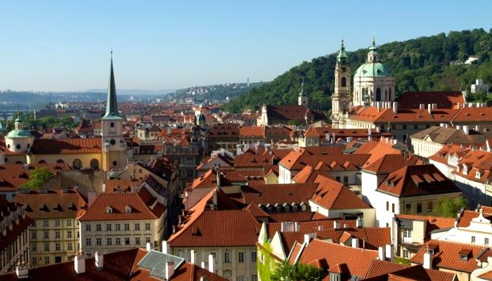 チェコ・プラハ旧市街