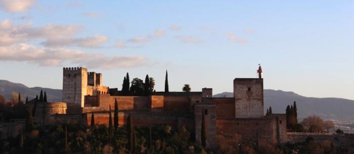 アルハンブラ宮殿(スペイン)