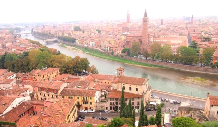 イタリア・ヴェローナ