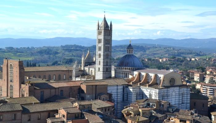 イタリア・シエナ大聖堂