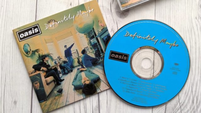 OASIS「DEFINITELY MAYBE」