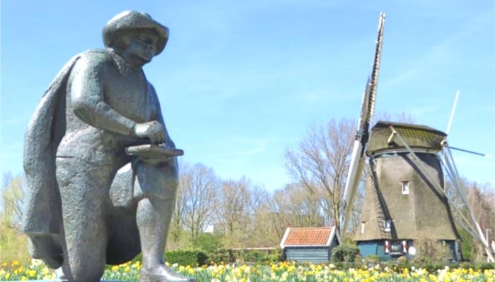 レンブラント像