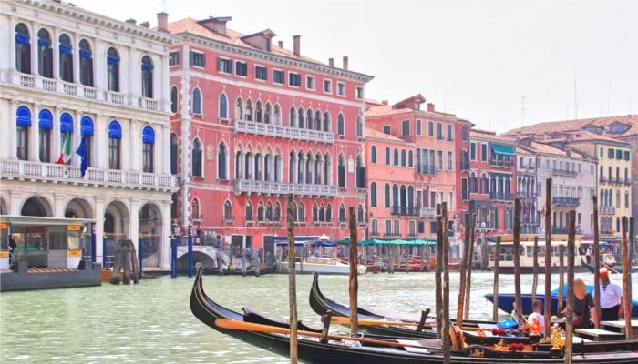 イタリア・ベネツィア