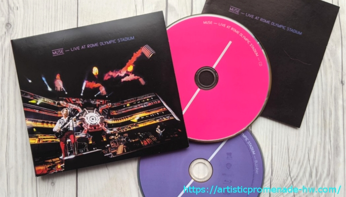MUSE「LIVE AT ROME OLYMPIC STADIUM」
