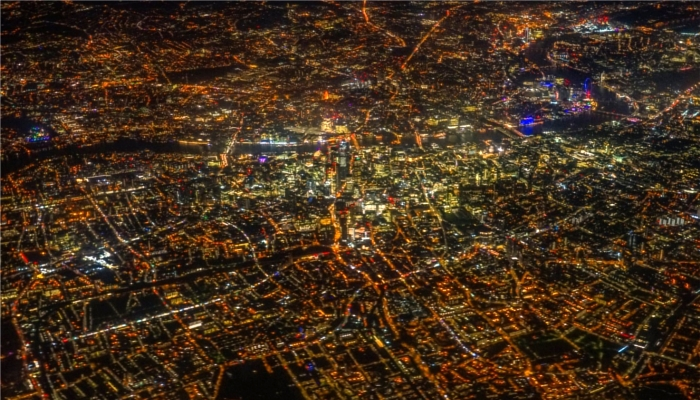 イギリス・ロンドン【夜景】