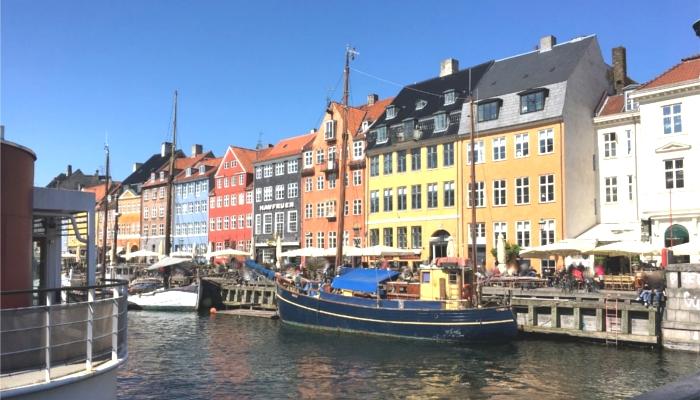 デンマーク・コペンハーゲン