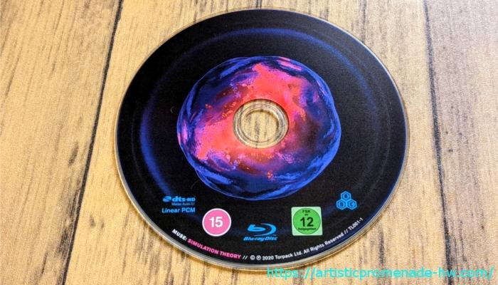 MUSE「シミュレーション・セオリー デラックス・ボックス・セット」【HD 5.1 DTSマスターオーディオBlu-Ray】