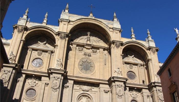 スペイン・グラナダ大聖堂