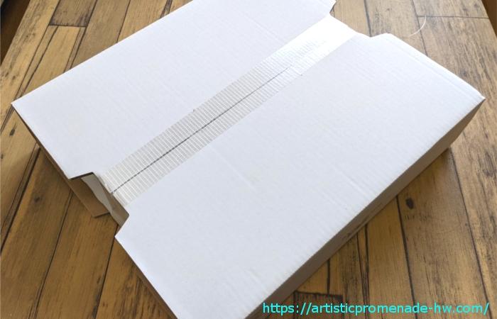 MUSE「シミュレーション・セオリー デラックス・ボックス・セット」梱包