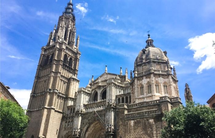 スペイン【トレド大聖堂】
