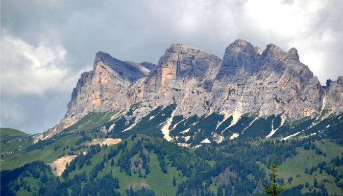 イタリア・ベルーノ 高山