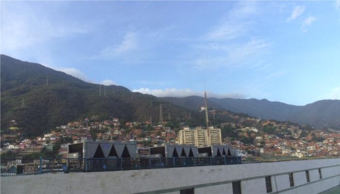ベネズエラ【ラグアイラの街並み】