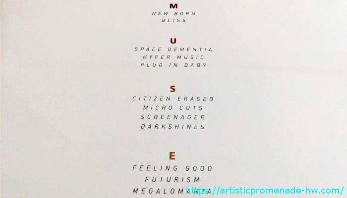 MUSE【Origin of Symmetry XX Anniversary RemiXX】