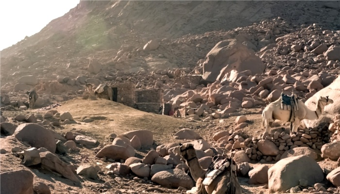 シナイ山イメージ